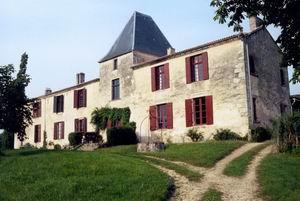 photo Chateau la Peyruche Premieres Cotes de Bordeaux